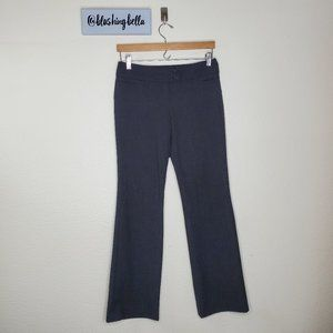 The Limited Gray Cassidy Fit Dress Trousers